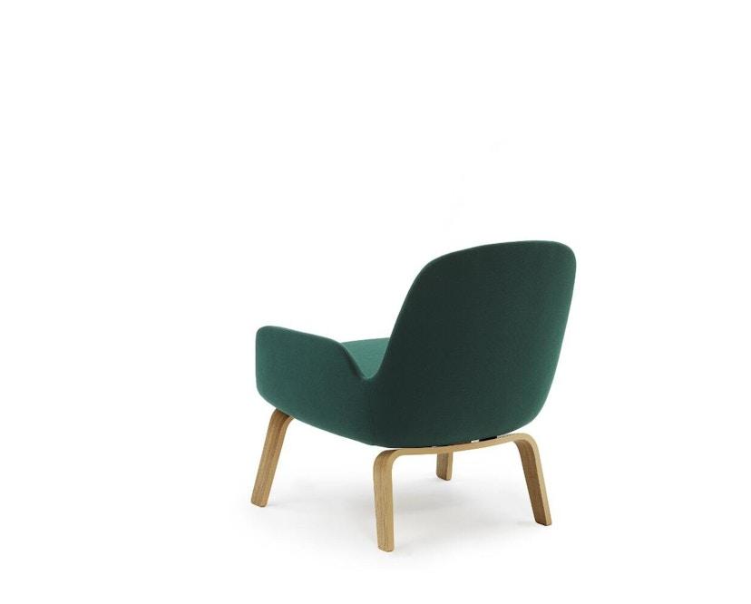 Normann Copenhagen - Era Sessel mit Holzgestell - Stoff Fame 68143 - Eiche - 4