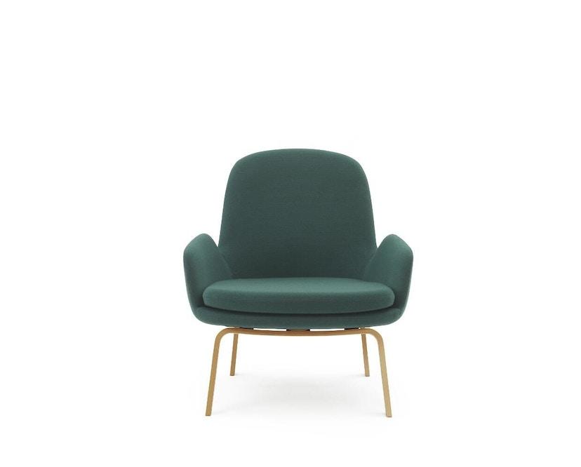 Normann Copenhagen - Era Sessel mit Holzgestell - Stoff Fame 68143 - Eiche - 1