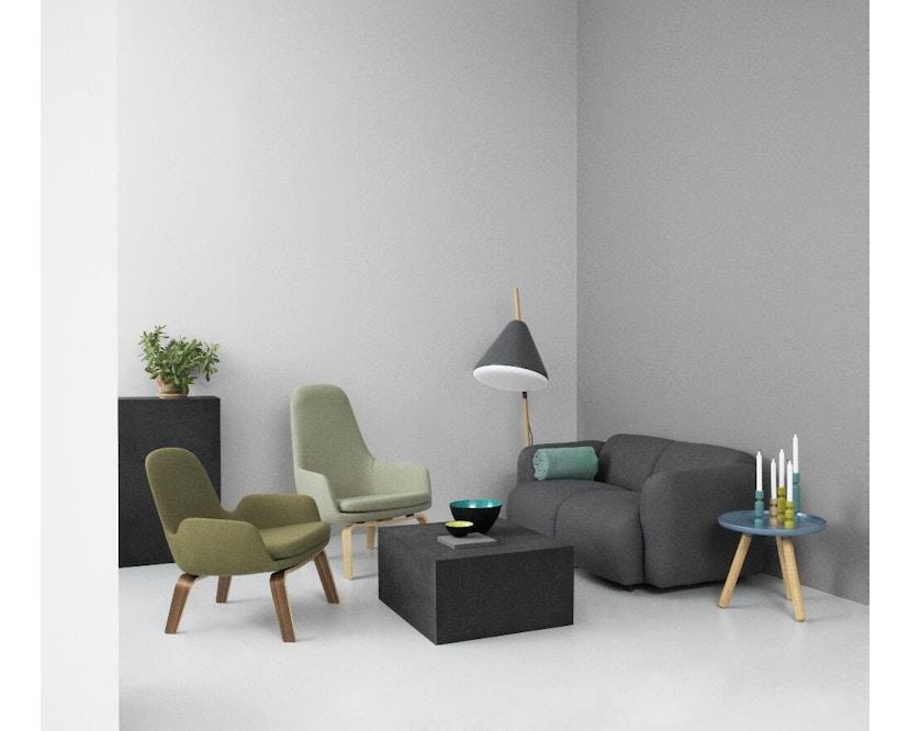 Normann Copenhagen - Era Sessel mit Holzgestell - 4