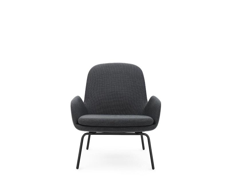 Normann Copenhagen - Fauteuil Era  - zwart staal/ Breeze Fusion 4004 - 1