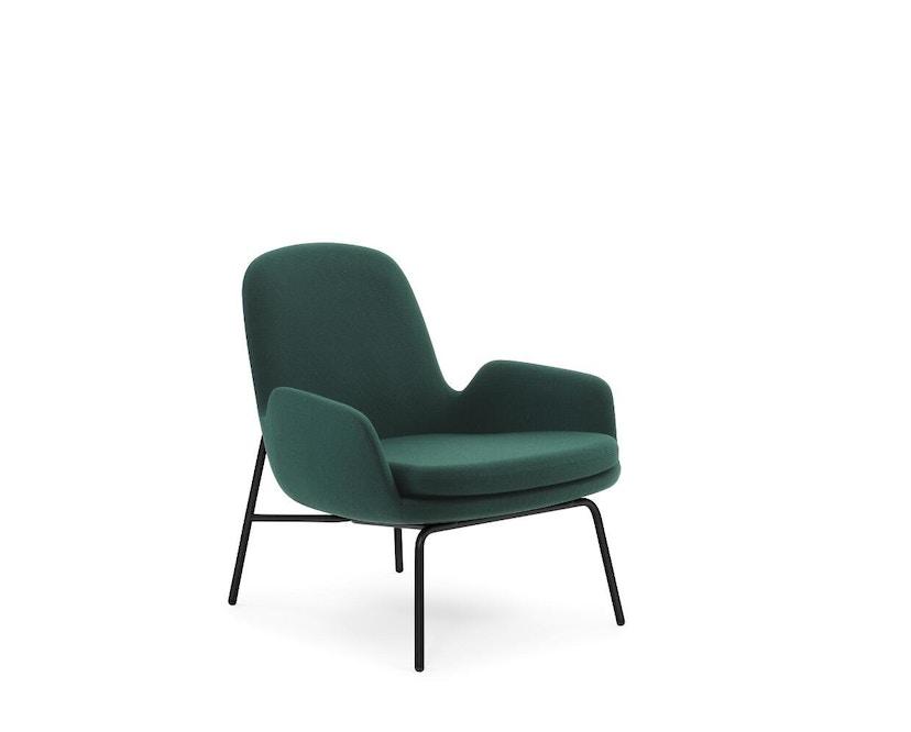 Normann Copenhagen - Fauteuil Era  - zwart staal/ Fame 68143 - 2