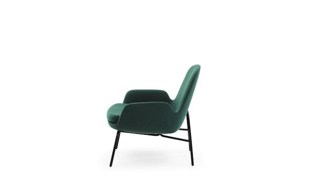 Normann Copenhagen - Fauteuil Era  - zwart staal/ Fame 68143 - 3