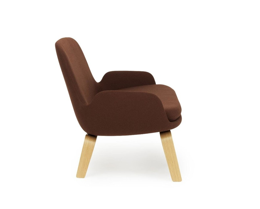 Normann Copenhagen - Era Sofa mit Holzgestell - Stoff Fame 64167 - Eiche - 3