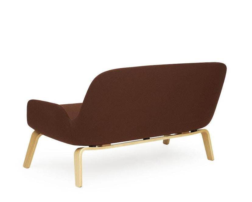 Normann Copenhagen - Era Sofa mit Holzgestell - Stoff Fame 64167 - Eiche - 4