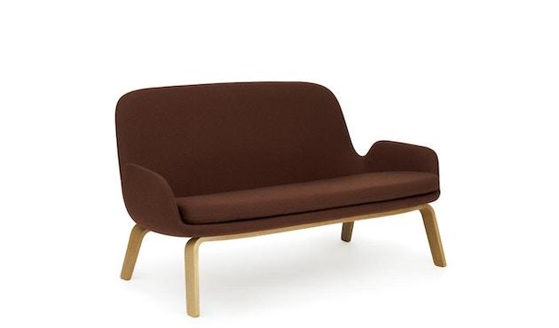 Normann Copenhagen - Era Sofa mit Holzgestell - Stoff Fame 64167 - Eiche - 1