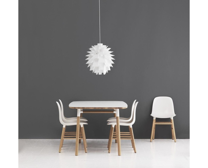 Normann Copenhagen - Table Form - blanc - S - 3