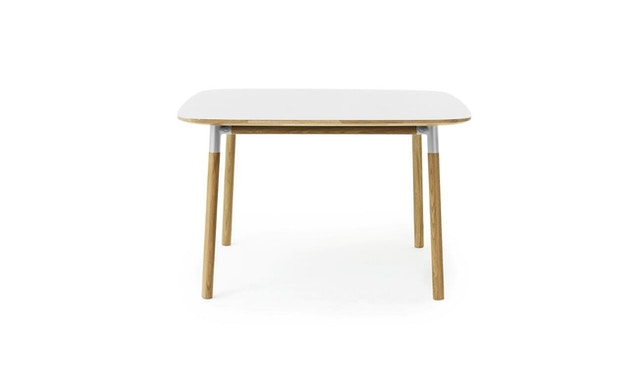Normann Copenhagen - Table Form - blanc - S - 1