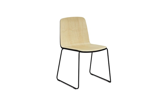 Normann Copenhagen - Just Chair - ash/ black - 1