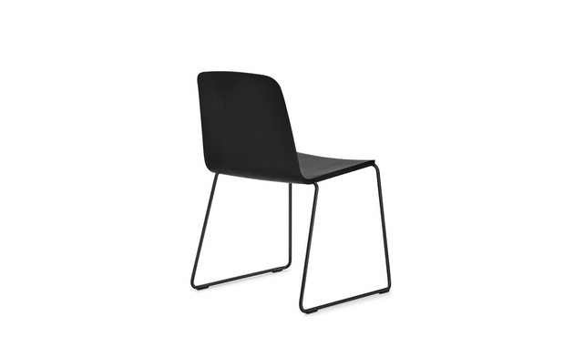 Normann Copenhagen - Just Chair - black/ black - 4