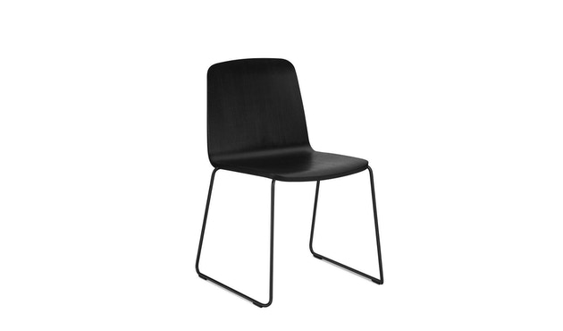 Normann Copenhagen - Just Chair - black/ black - 1