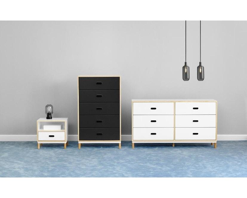 Normann Copenhagen - Kabino Kommode breit - white - wit - 4