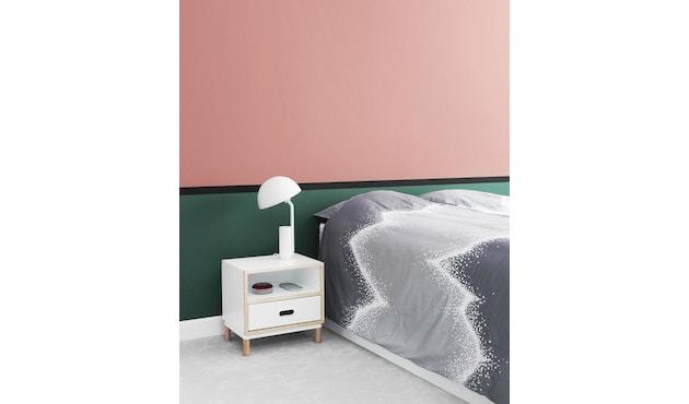Normann Copenhagen - Kabino Nachttisch - white - 6
