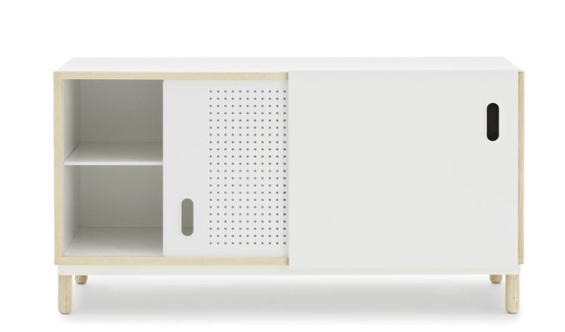 Normann Copenhagen - Kabino Sideboard - white - 3