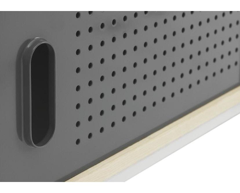 Normann Copenhagen - Kabino Sideboard mit Schubladen - grey - 2