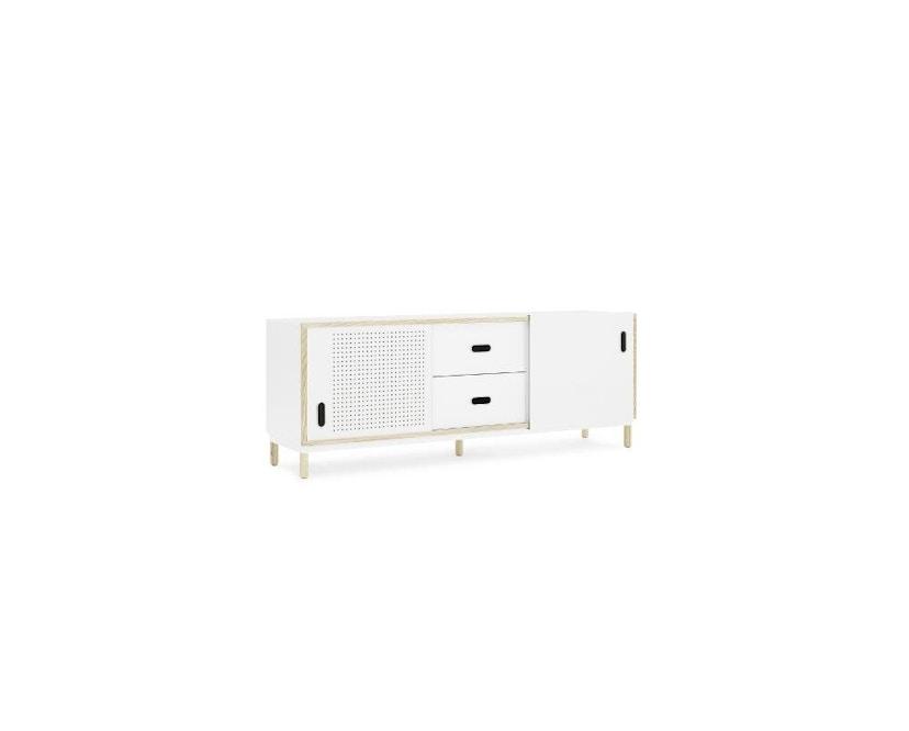 Normann Copenhagen - Kabino Sideboard mit Schubladen - white - 2