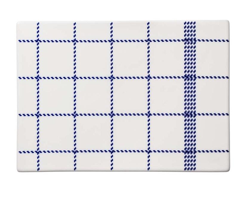 Normann Copenhagen - Mormor Frühstücksbrett - blue - Large - 1