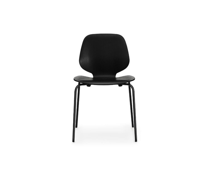 Normann Copenhagen - My Chair - zwart - zwart - 2