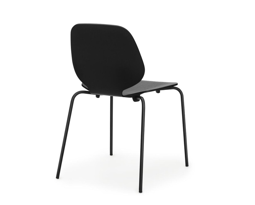 Normann Copenhagen - My Chair - zwart - zwart - 3