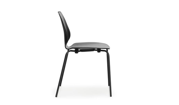Normann Copenhagen - My Chair - zwart - zwart - 4