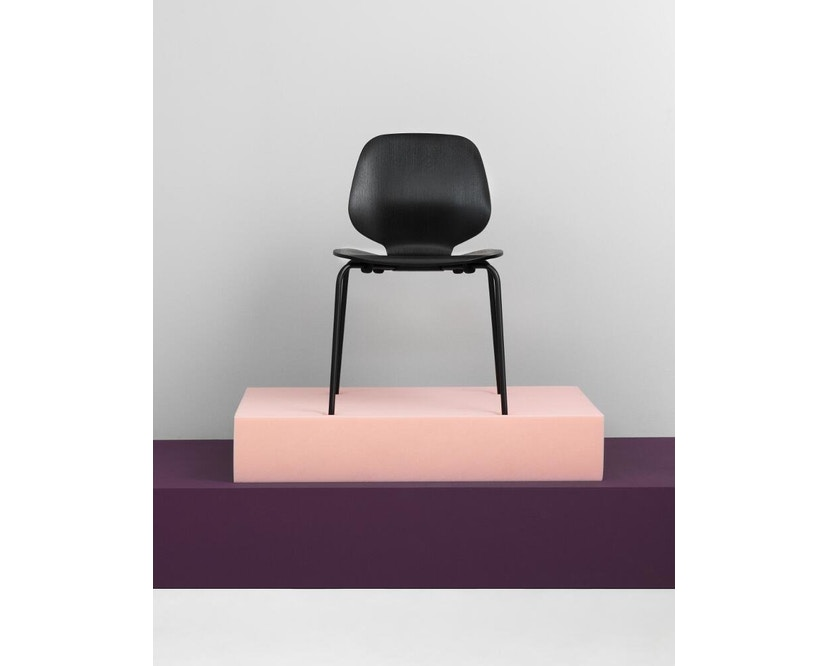 Normann Copenhagen - My Chair - zwart - zwart - 5