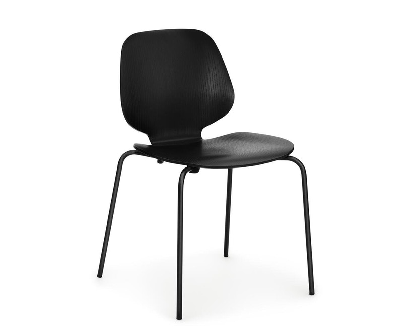 Normann Copenhagen - My Chair - zwart - zwart - 1