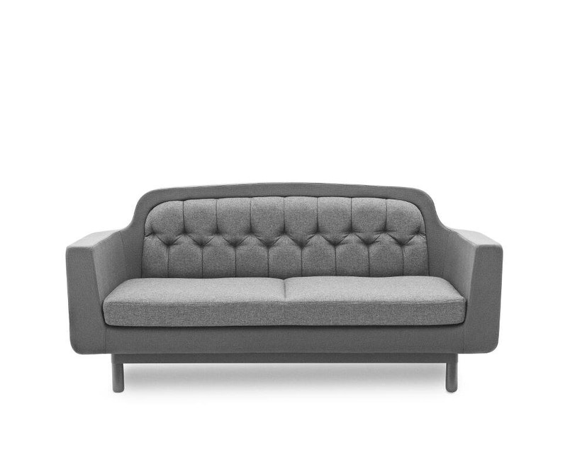 Normann Copenhagen - Onkel 2-Sitzer Sofa - light grey - 1