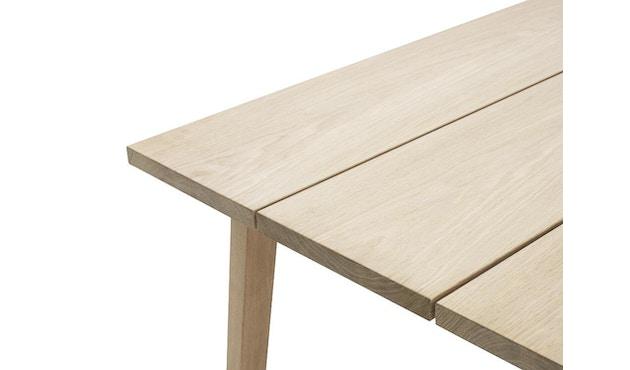 Normann Copenhagen - Slice Tisch - oak - M - 4