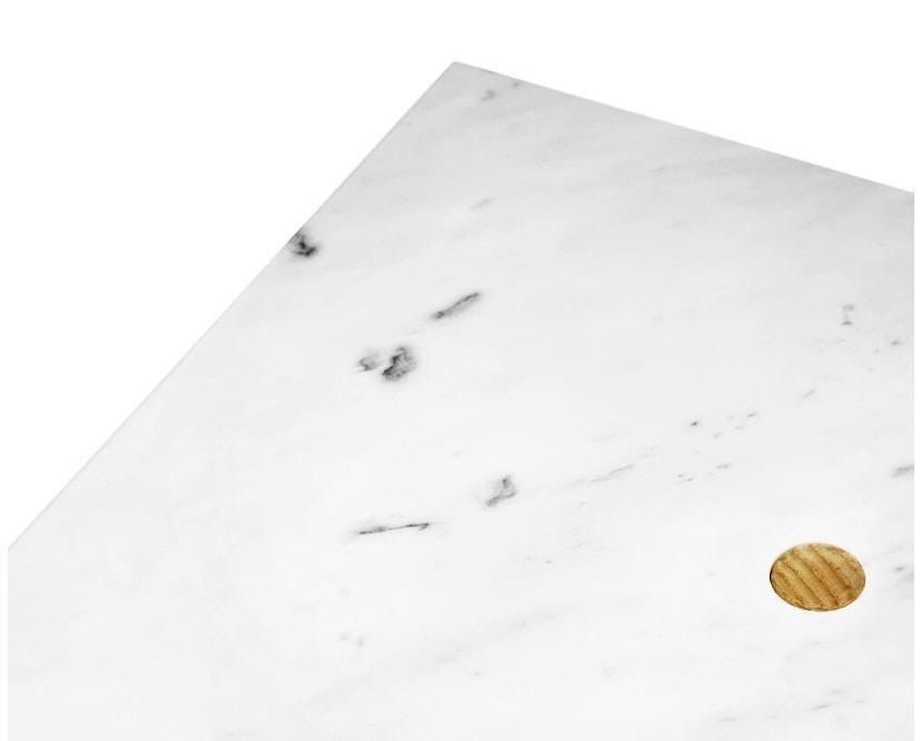 Normann Copenhagen - Solid Couchtisch - Marmor, Eiche - 5