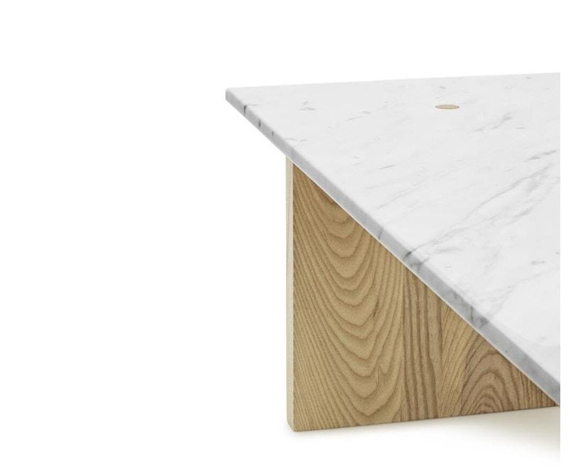 Normann Copenhagen - Solid Couchtisch - Marmor, Eiche - 6