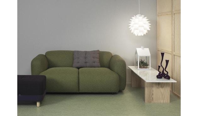Normann Copenhagen - Solid Couchtisch - Marmor, Eiche - 10