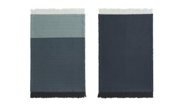 Normann Copenhagen - Trace Teppich - blue - 3