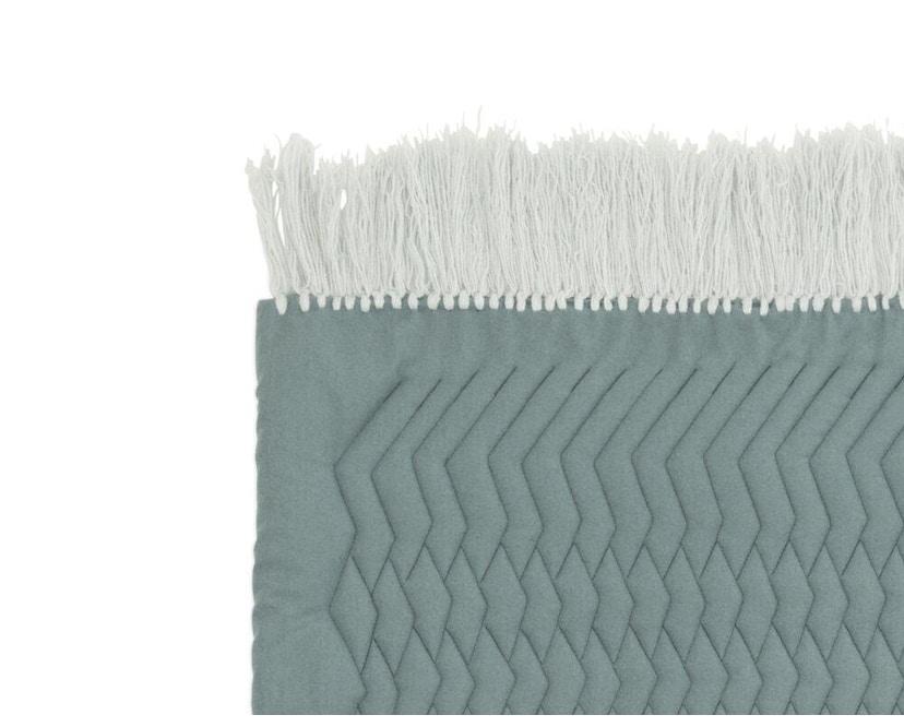 Normann Copenhagen - Trace Teppich - blue - 4