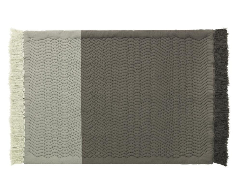 Normann Copenhagen - Trace Teppich - grey - 1