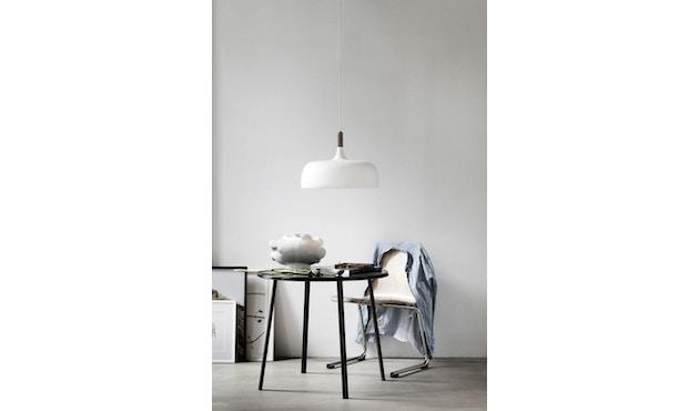 Northern - Acorn pendellamp - wit - licht berkenhout - 4