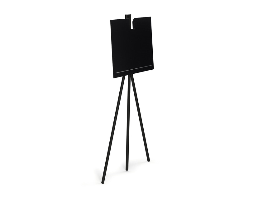 Classicon - Notos Stehpult - Gestell tiefschwarz - Esche schwarz - 2