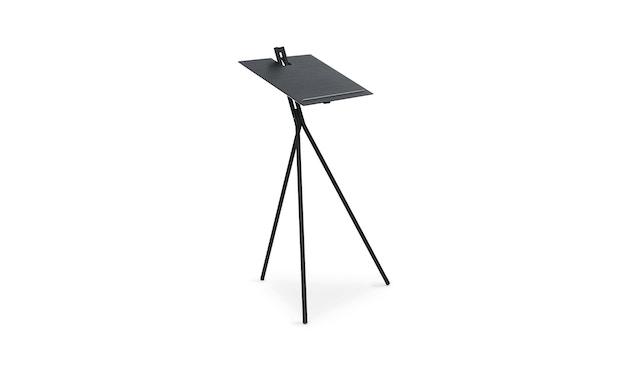 Classicon - Notos Stehpult - Gestell tiefschwarz - Esche schwarz - 1
