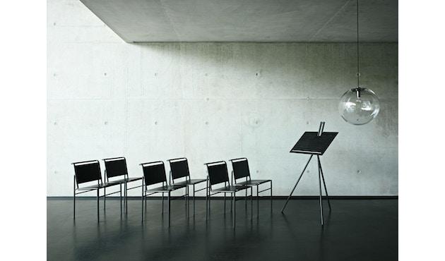 Classicon - Notos Stehpult - frame zwart - es zwart - witaluminium - Esdoorn - 3