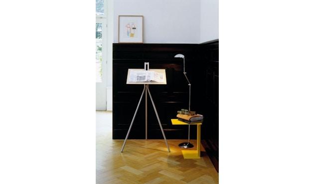Classicon - Notos Stehpult - frame zwart - es zwart - witaluminium - Esdoorn - 4