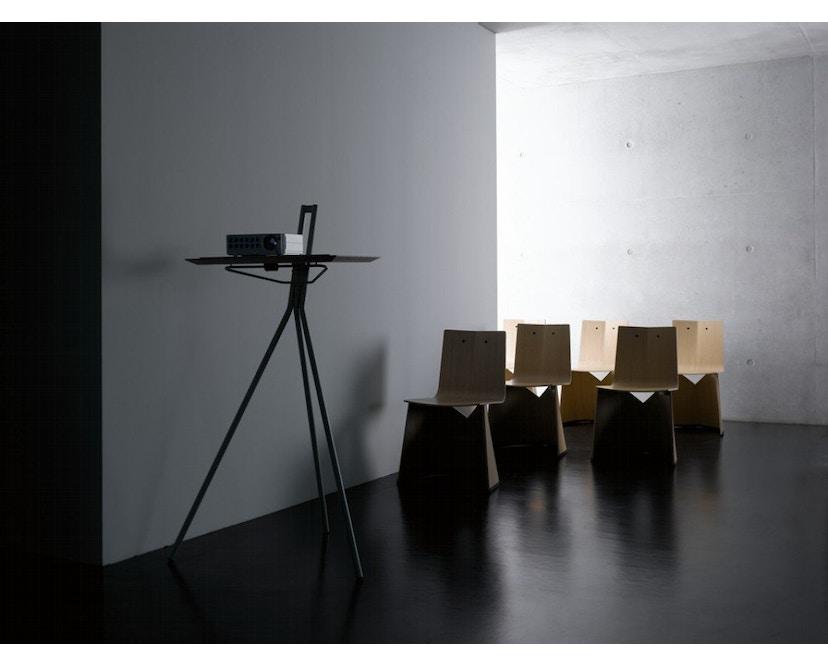 Classicon - Notos Stehpult - frame zwart - es zwart - 3
