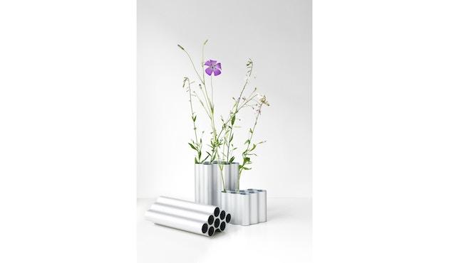 Vitra - Nuage Vasen - hellsilber - S - 4