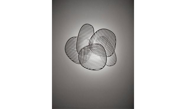 Foscarini - Nuage wandlamp - rood - dimbaar - 6