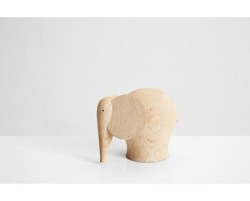 Woud - Nunu Elefant - Oak - M - 2