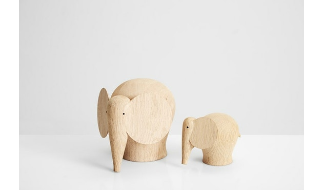 Woud - Nunu olifant - 2