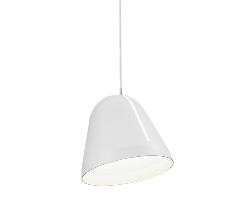 Nyta - Tilt hanglamp - wit - wit - 3 m - 8
