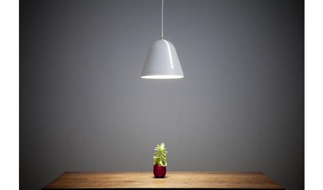 Nyta - Tilt hanglamp - wit - wit - 3 m - 19
