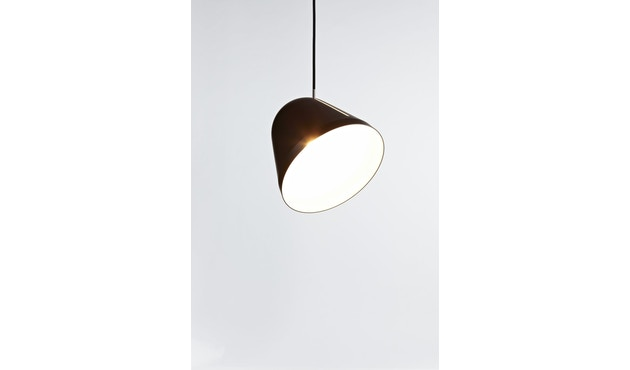 Nyta - Tilt S hanglamp - 3 m - grijs - lichtblauw - 16