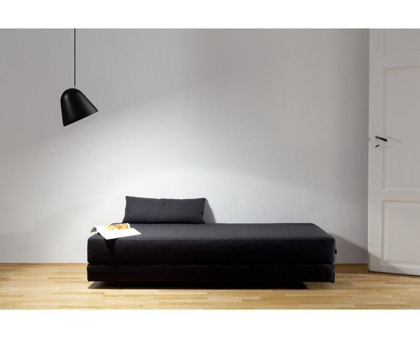Nyta - Tilt S hanglamp - 3 m - grijs - lichtblauw - 19