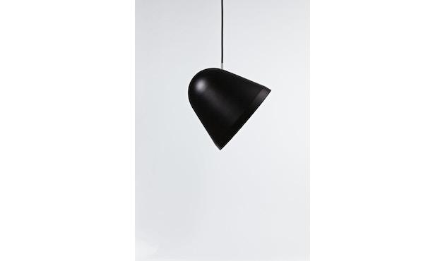 Nyta - Tilt S Hängeleuchte - grau - Kabel schwarz 3m - 15