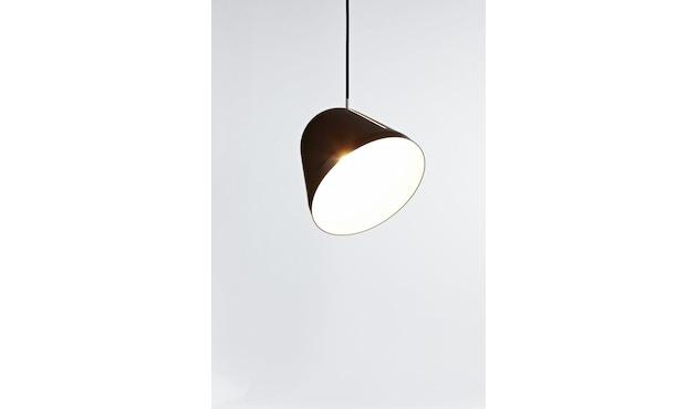 Nyta - Tilt S hanglamp - oudroze - 3 m - zwart - 16
