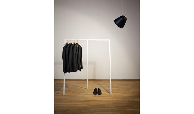 Nyta - Tilt S hanglamp - oudroze - 3 m - zwart - 20